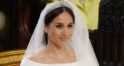 Meghan Markle Looks Truly Elegant In Her Wedding Dress