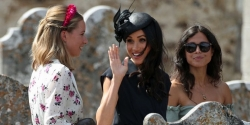 Meghan Markle's Wedding-Guest Outfit Is So Chic And Affordable