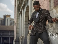 "Menswear Brand Rogue Presents an Editorial Featuring Ric Hassani in ""Rogue Man Identity"""