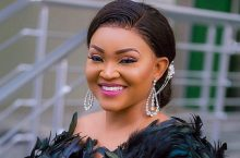 Mercy Aigbe Wore 3 Envy-Worthy Dresses For Her 40th Birthday