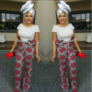 Mercy Aigbe Just Found The Perfect Wedding-Guest Style You'll Want To Steal