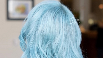This Exciting Mint Hair Color Can Be Your New Color Trend