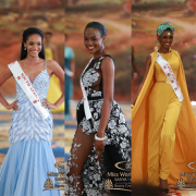 See The Stunning Dresses African Queens Are Wearing at Miss World 2015