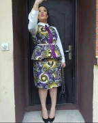 This Ankara Style Is Darn Gorgeous That Monalisa Chinda Has To Wear It For The New Month