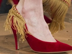 Prepare To Obsess Over The Shoes At Milan Fashion Week