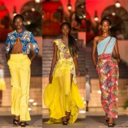 The Best Runway Looks From Mozambique Fashion Week 2015