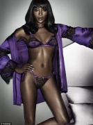 We're Swooning Over Naomi Campbell's Supermodel Figure In New Underwear Launch