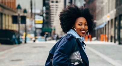 A Glimpse Of The Street Style At New York Fashion Week