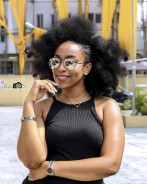 19 Nigerian Women Who Are Making Natural Hair Covet-Worthy