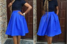 The 3 Skirts Every Woman Should Own, According To Omoni Oboli