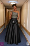Omoni Oboli's Gorgeous Floor Length Dress Is Perfect for All Your Events