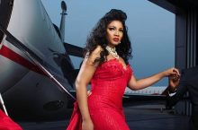 Omotola Jalade Is Celebrating Her Birth Month With A Jaw-Dropping Photo