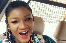 People Are Losing Their Minds Over Omotola Jalade's Old-School Party Outfit