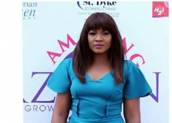 When You See Omotola Jalade's Outfit, You'll Know That She's All About Grown-Up Style