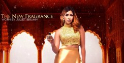 Juliet Ibrahim Is The New Face Of Oros Perfume