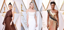 All The Stunning Red Carpet Looks From 2018 Oscars Awards