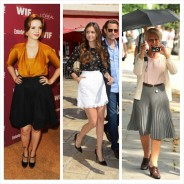 Why Every Woman Should Have The A-line Skirt