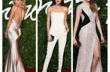 ALL THE BEST LOOKS FROM THE BRITISH FASHION AWARDS