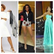 10 of Seyi Shay's Greatest Outfits