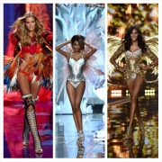 All The Stunning Runway Looks From the 2014 Victoria's Secret Fashion Show