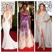 See All The Breathtaking Looks From the 2015 Golden Globes Awards