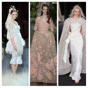 25 Best Bridal Looks From Paris Couture Fashion Week