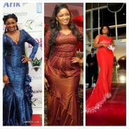 10 Times Omotola Jalade Killed The Red Carpet