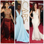 16 Most Memorable Oscars Red Carpet Dresses