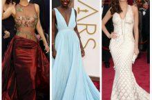 16 Most Memorable Oscars Red Carpet Dresses