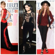 ALL THE RED CARPET LOOKS FROM THE 2015 BRIT AWARDS