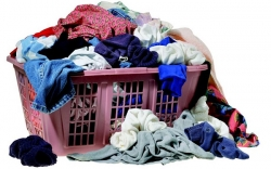 This Is Why Dirty Laundry Shouldn't Be In Your Bedroom