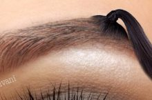 Ponytail Brow Is Going To Take Your Breath Away
