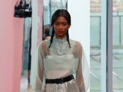 See The Runway Looks From Prada Resort 2018 Collection