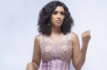 Juliet Ibrahim Paraded Her Tiny Waist In Corset-Style Gown At The Future Awards