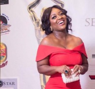 Jackie Appiah's Latest Outfit Proves She's Ready For Christmas