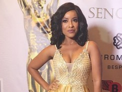 Joselyn Dumas Was The Golden Queen At 2016 Ghana Movie Awards