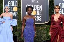 All The Gorgeous Red Carpet Looks From The 2019 Golden Globes