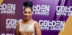 See What Ghanaian Celebs Wore To 2017 Golden Movie Awards