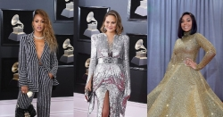 You Wouldn't Want To Miss The Red Carpet Looks From 2018 Grammy Awards
