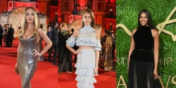 See What Everyone Wore To The British Fashion Awards