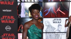 Lupita Nyong'o Looks Drop Dead Gorgeous In Emerald Green Gown