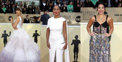 The Must-See Red Carpet Looks From The 2018 SAG Awards