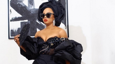 See What Nollywood Celebrities Wore To Chief Daddy Movie Premiere Last Night