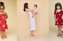 Reformation Is Launching A Mommy+Me Collection