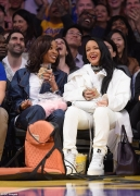 This Is the Chicest Way To Wear Head-To-Toe White Outfit, According To Rihanna