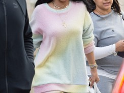 Only Rihanna Can Make Sweatpants Look This Cool and Chic