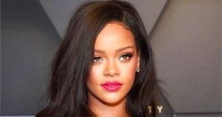 Rihanna Was In London On New Year Eve Looking Super Sexy In A Sparkling Silver Dress
