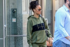The Rihanna Way To Make Tracksuit Look Cool