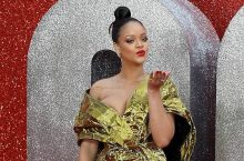 Rihanna Nearly Suffered An Embarrassing Wardrobe Malfunction At Ocean's 8 Premiere
