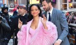 30 Times Rihanna Says You Should Dress All In One Color